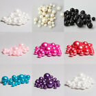 Внешний вид - 84 PCS ASSORTED SIZE JUMBO PEARLS VASE FILLERS DECORATIVE PEARLS FOR CENTERPIECE