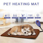 20x20'' Electric Pet Heat Heated Pad Mat Bed Warm Blanket Dog Puppy Cat Surprise