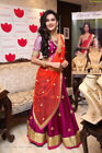 Bollywood Lahenga Choli Indian Designer Ethnic Fancy Bridal Style Wear DN 47