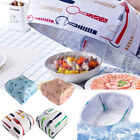 A138 Storage Food Cover Case Foldable Heat Preservation Insulation Kitchen Tool