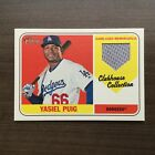 2018 Topps Heritage High Number Clubhouse Collection Relics ~ Pick your Card