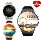 KW18 Bluetooth Smart Watch Phone Mate for Android Samsung iOS iPhone Xmas Gifts