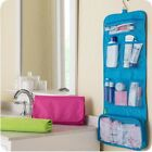 Внешний вид - Travel Makeup Cosmetic Bathroom Toiletry Wash Shower Storage Bag Case With Hook