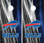 Buffalo Bills Ripped Metal Cornhole Board Decal Wrap Wraps on eBay