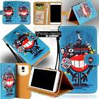 For Vodafone Smart 4 6 7 Model Leather Stand Flip Wallet Cover Mobile Phone Case
