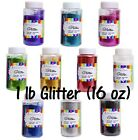Glitter Powder Bottle 1-Pound Confetti Arts and Crafts