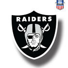 Oakland Raiders NFL Football Color Logo Sports Decal Sticker - Free Shipping on eBay