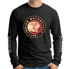 Indian Motorcycles Vintage Bike Classic Triumph Long Sleeve T-Shirt IND-0011LS $35.99 AUD on eBay