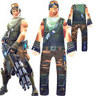 FORTNITE FORTNIGHT Halloween Kids Costume Size 5 6 7 8 10 11
