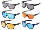 Oakley Crossrange Shield/Patch (Asian Fit) Sunglasses - Choice of Color