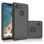 For Google Pixel 3 XL 2 XL Shockproof Case Hybrid Rubber Hard Protective Cover