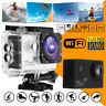 Ultra HD 4K 1080P Action Sport Camera Waterproof Helmet Bike Camcorder DV Wifi