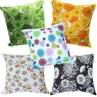 Pillow Cover*Aster Cotton Canvas Sofa Seat Pad Cushion Case Custom Size*AF4