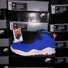 2018 NIKE AIR JORDAN RETRO 10 X TINKER Racer Blue Orange 310805 408 Sz:4Y-14 <br/> IN STOCK &amp; READY TO SHIP!!! FASTEST FREE SHIPPING!!!!!!