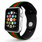 Sport Silicone Wrist Band For iWatch Series 4/3/2/1 Apple Watch Sport / Edition image