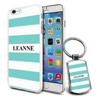 Personalised Strong Case Cover & Personalised Keyring For Mobiles - B06