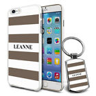 Personalised Strong Case Cover & Personalised Keyring For Mobiles - B03