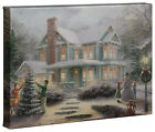 Thomas Kinkade Holiday Collection 10x14 Gallery Wrapped Canvas (Choice of 4) <br/> Save 35% on eBay Deals