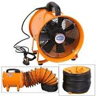 'Portable Ventilator Axial Blower Workshop Ducting Extractor Industrial Fan 8