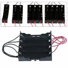 Plastic Battery Holder Storage Box Case for 1x/2x/3x/4x 18650 Batteries + Wire
