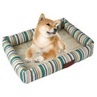 Pet Dog Cat Bed Puppy Cushion House Soft Kennel Dogs Square Mat Sleeping Bed