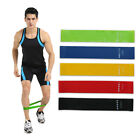 1-5 Pcs Yoga Training Straps Resistance Elastic Loop Bands Gym Pilates Exercise image
