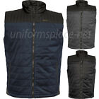 Caterpillar Vest Mens CAT Insulated Squall Vests Lined Sleeveless Jacket 1320035