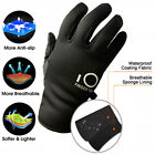 Kyпить Mens Winter Gloves Warm Fleece Lined Waterproof Outdoor Sport Driving Cycling 3M на еВаy.соm