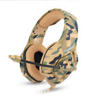 3.5mm Game Gaming Headphone For Laptop Tablet PS4 Mobile Phones Xbox Oneadse US