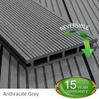 Composite Wpc Decking Boards 2.2M 4 Colours Available From Tough Decking