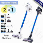 2 in 1 Handheld Cordless Vacuum Cleaner Auto 18KPa Cleaner Carpet Dust Collector