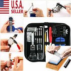 Watch Repair Kit Watchmaker Back Case Opener Link Remover Spring Pin Bar Tool US <br/> USA Seller/Fast Free shipping/High Quality