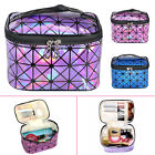 Women Multifunction Travel Cosmetic Bag Makeup Case Pouch Organizer Storage Case
