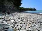 Natural Lake Flat Gray Grey Round Oval Beach Pebbles Stones Rocks For PAINTING  <br/> BEST WHOLESALE DEAL ON THE MARKET!! MAKE AMAZING CRAFTS