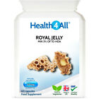 Health4All Royal Jelly 500mg Capsules | YOUNG SKIN | HIGH PRESSURE | CHOLESTEROL