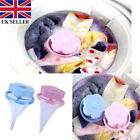 Washing Machine Laundry Filter Bag Home Floating Lint Hair Catcher Mesh Pouch UK
