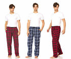 Kyпить Men's Cotton Soft Flannel Plaid Pajama Pants/Lounge Bottoms with Pockets на еВаy.соm