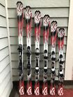 K2 AMP Strike System Skis w Marker Fastrak 10 Adjustable Demo Bindings **Clean*
