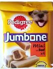 Pedigree Jumbone Small Mini Dog Treats Beef  20 x Packs of 4 (180g)  Special Off