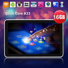 """F566 673A N98 9"""" Inch Android 4.4 Tablet PC Quad Core 1GB+16GB 800x480 WiFi Gift"""