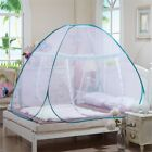 Mosquito Net Easy Pop Up & Fold Free Standing Tent White Single Door Netting US image