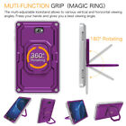 Fintie Shockproof Case for Samsung Galaxy Tab Tablet w/Built-in Screen Protector