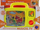 Baby Musical TV - Classic Wind Up Magical Moving Toddlers Television Toy by A TO