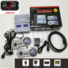 SNES Classic Mini Edition - Super Nintendo HD TV Game Built in 821 Games 8 Bits