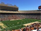 TWO (2) 2019 TENNESSEE VOLUNTEERS FOOTBALL SEASON TICKETS - LOWER VOLS CORNER!