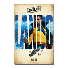 Solo A Star Wars Story Movie Donald Glover Lando Calrissian Art Silk Poster - 03 $5.03 USD on eBay