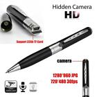 Mini HD USB DV Camera Pen Recorder Hidden Security DVR Video Spy 1280x960 UK