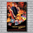 New THE WORLD IS NOT ENOUGH James Bond Movie Custom Poster Print Art Decor T-154 $5.06 CAD on eBay