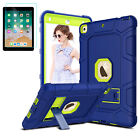 For iPad 9.7 2018/6th Gen/Air 2/iPad 6 Tablet Stand Case Cover/Screen Protector