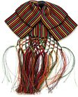 Mexican Charro Mariachi Fringes Bow Tie with Elastic